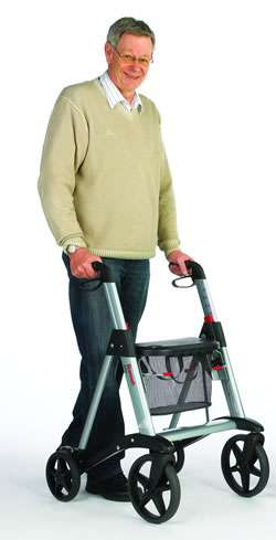Stannah Active Rollator