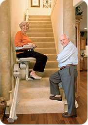 Homeadapt elite stairlifts