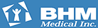 BHM Medical Inc., logo portable mobility hoists and lifts