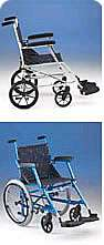 Stowaway wheelchairs from Rmploy Healthcare