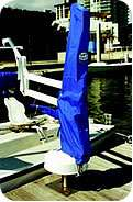 Semi Portable pool hoist all weather cover from RMT Aquatics