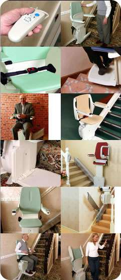 Bison 50 stairlifts